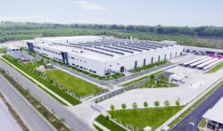 One of Schaeffler's most modern production plants worldwide has been built in Vietnam. © Schaeffler